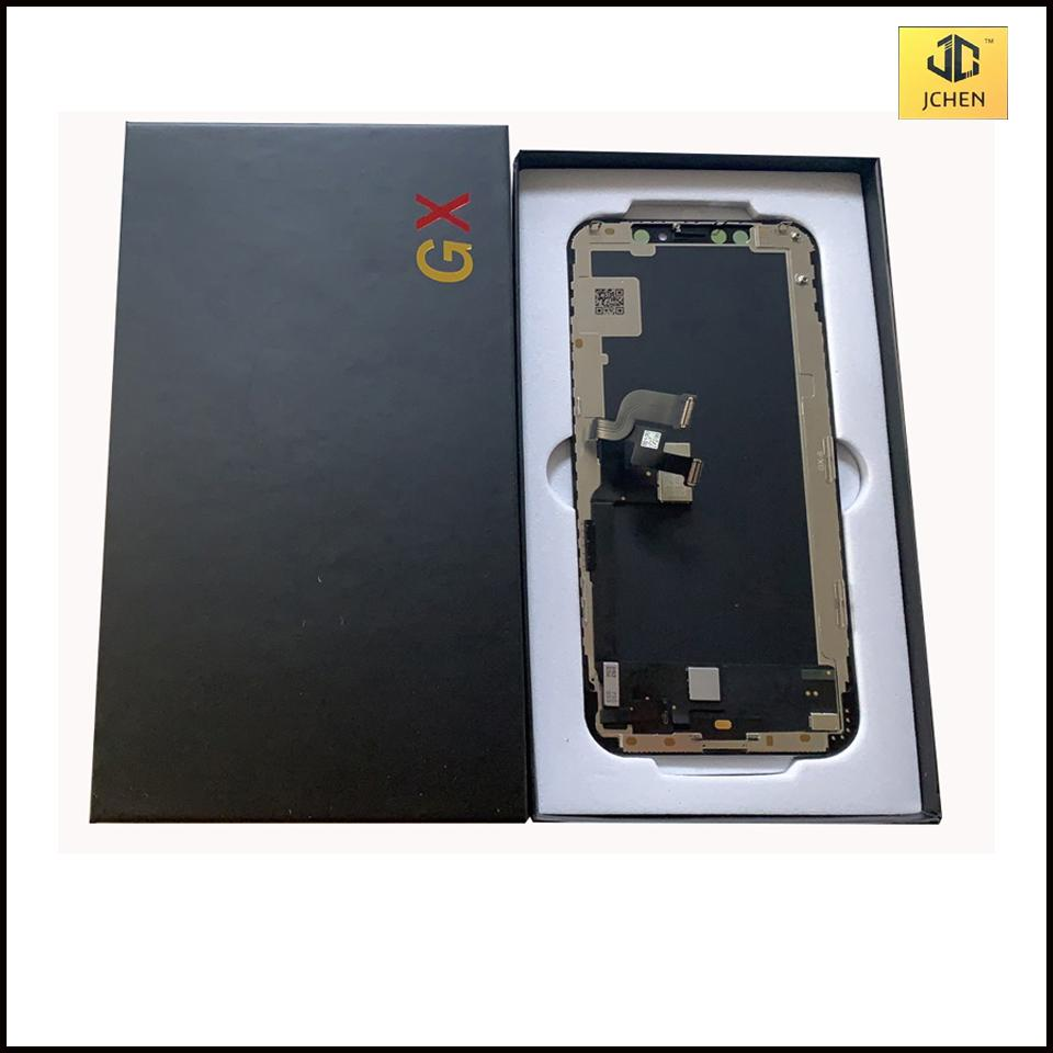 For iphone xs oled screen parts replacement GX brand for iphone xs repair gxs screen high quality fast shipping
