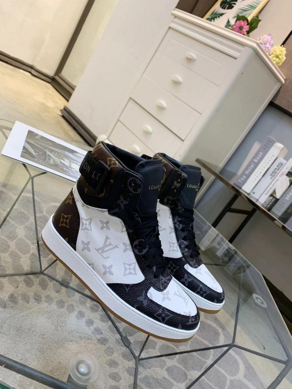 2020 mais recentes sapatos de marcas famosas qualidade superior sneakers BOOMBOX marca design de baixo top confortável e elegante copy1212311 topo