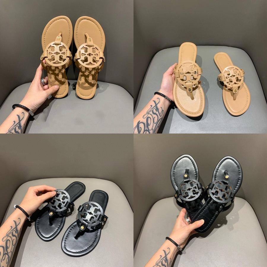 2020 Yaz Plaj Ayakkabı Kadınlar Düz Terlik Sandalet Etnik Püskül Terlik 5 Renk Dış Ayakkabı Açık Artı boyutu # 334