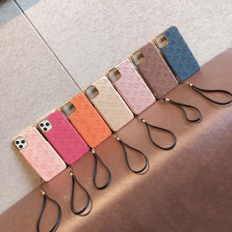 designer phone cases for iphone 11 Pro Max XR XS MAX 7/8 plus PU leather cover Drop shipping