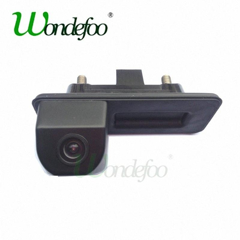 Wondefoo Pour Octavie fabia caméra parking A1 ARRIÈRE caméra de recul BACK UP vision HD Waterproof RHRU #