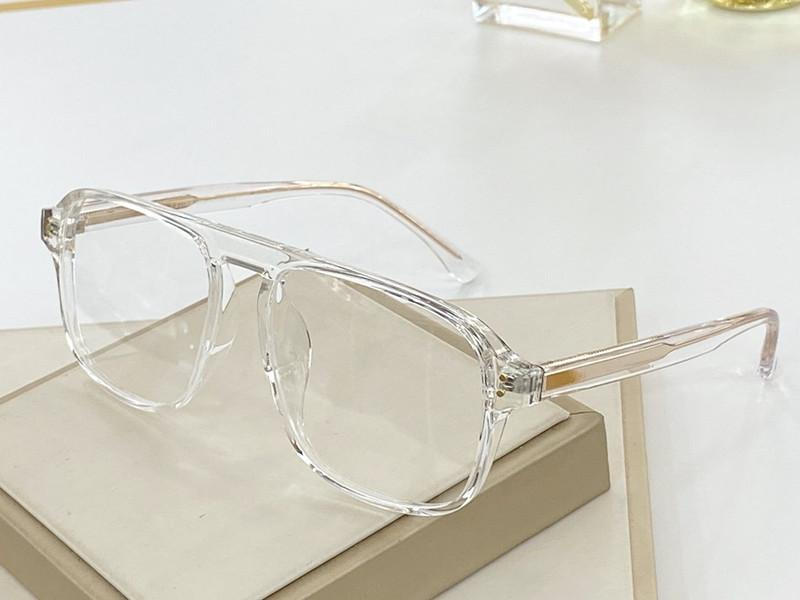 lmported 2020 جديد حار CL46208 ريترو vintageCasual للجنسين Bigrim إطار نظارات خفيفة الوزن بلانك لوصفة طبية نظارات حالة fullset