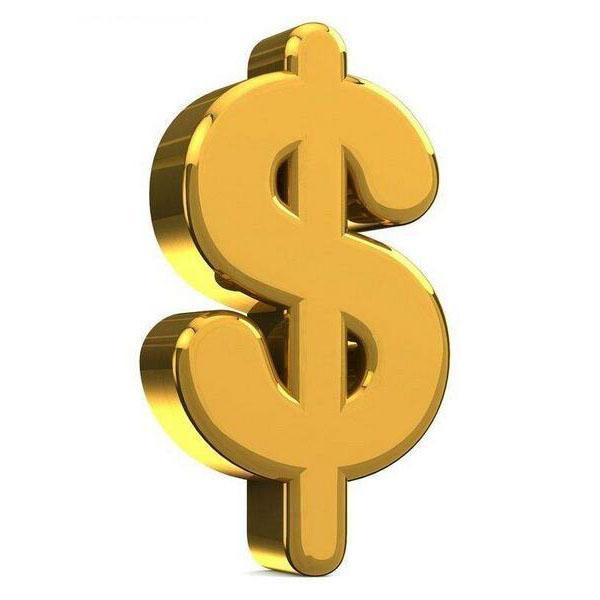 운송 요금 및 기타 요금 단위 1 $로 추가 지급