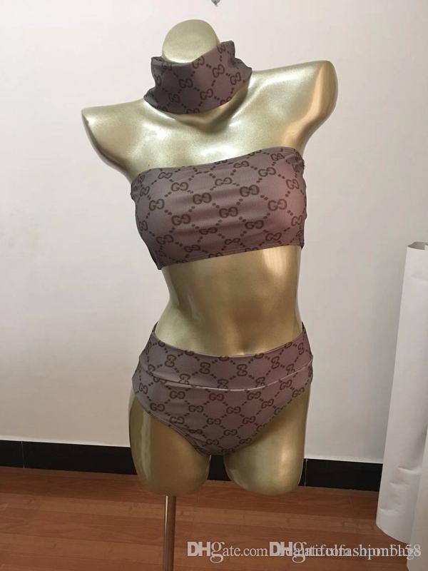 999 Bikiniler 2020 Yeni Seksi Bayan Mayo Bikini Push Up Mayo Patchwork Beachwear Mayo biquini Bikini Seti 173