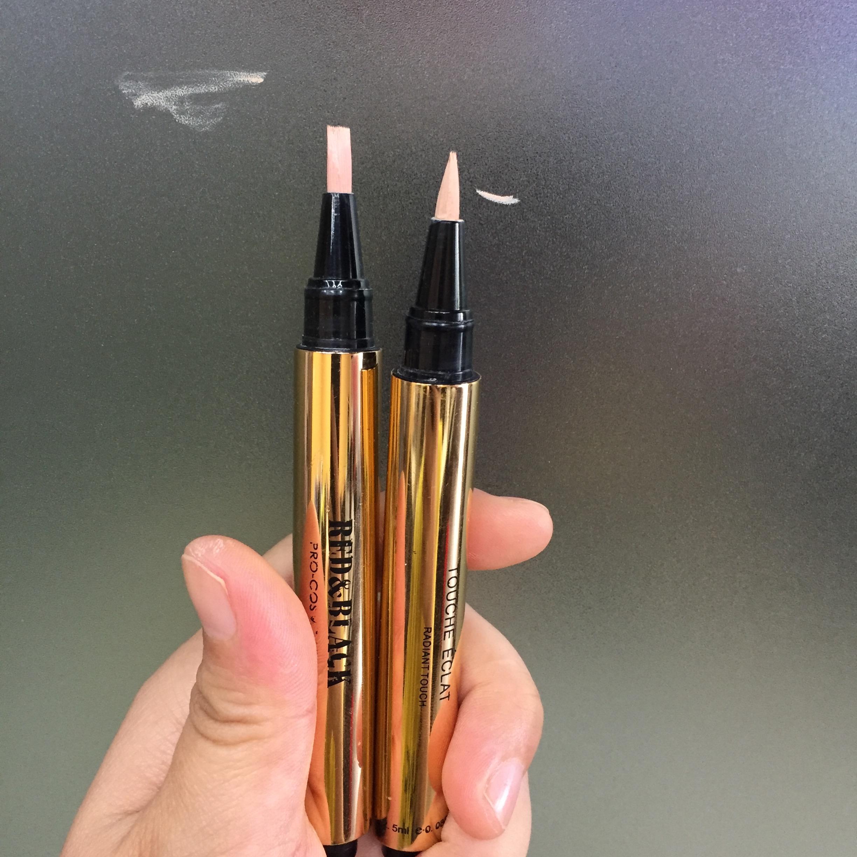 RedBlack 2,5 ml corrector reparar la piel pluma Nuevo diseño corrector de maquillaje cuidado de la piel cosméticos de larga duración crema hidratante