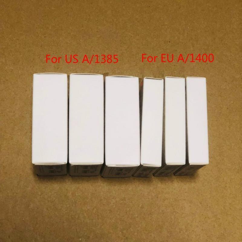 Адаптер питания зарядное устройство Настенная зарядка A1385 A1400 с упаковкой Best / UK / AU подключи A +++ качество 5W 5V 1A US / EU USB AC