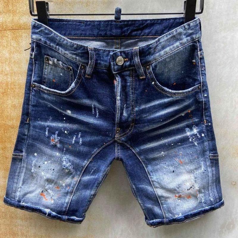 DSENQI neue Herren Jeans für Shorts Jeans-Hosen-Outwear Mann 2116 rrNM #