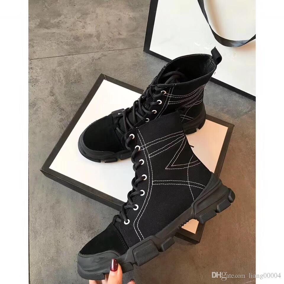 2019 nova moda senhoras sapatos casuais de luxo designer de calçados esportivos de couro de alta qualidade sapatos aolin190803