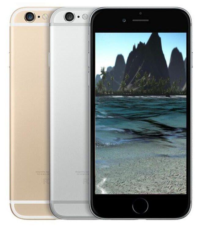 100٪ الأصلي Apple iPhone 6 Plus No Finger Print 5.5 بوصة IOS 12 16GB / 64GB / 128GB تستخدم الهواتف غير المؤمنة