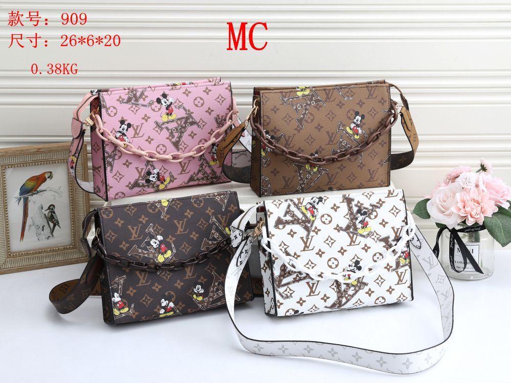 SSS MC 909 El mejor precio de la alta calidad de las señoras de bolso de mano individual del bolso del totalizador del hombro mochila cartera