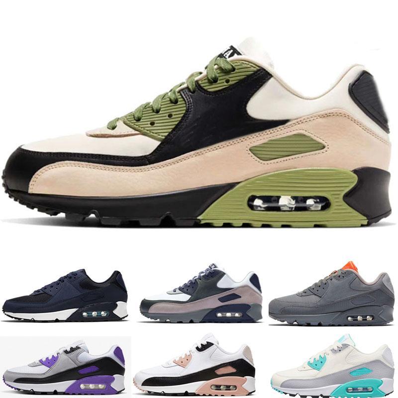 Homens e mulheres novos Running Shoes Black Red White instrutor Sports Cushion superfície respirável Sports Shoes 36-45