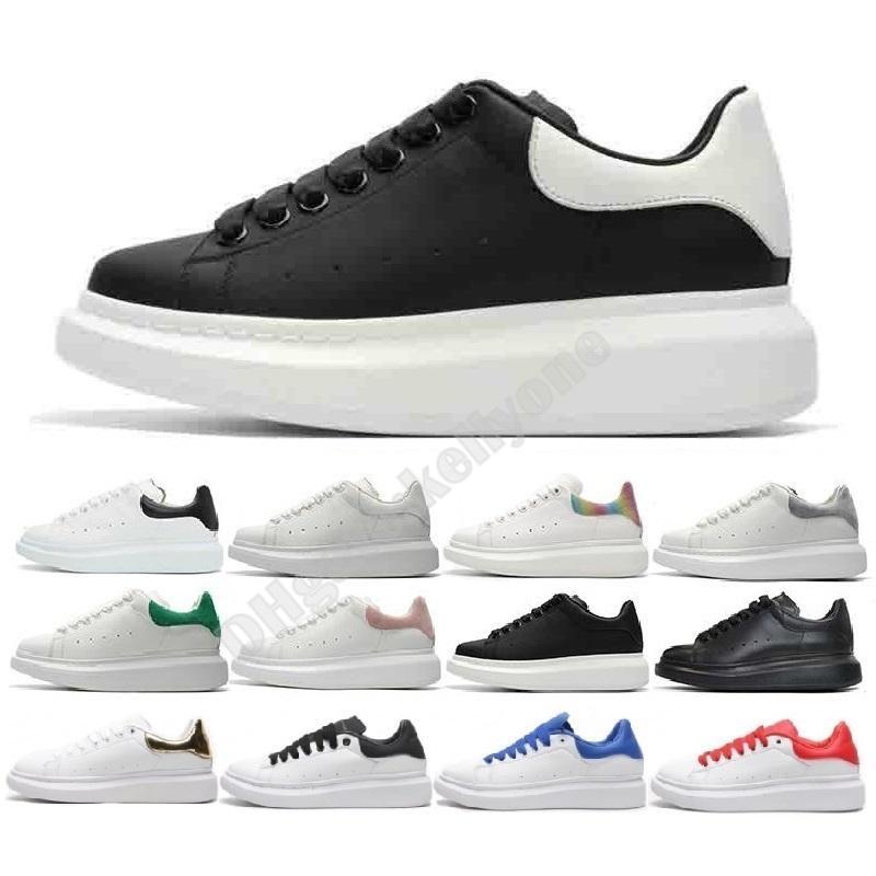 2020 En Yeni Kadife Siyah Womens Chaussures Ayakkabı Güzel Platformu Casual Sneakers Ayakkabı Deri Katı Renkler Elbise Ayakkabı