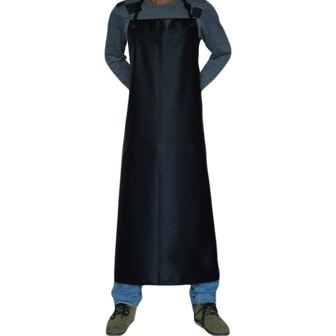 Industrial Heavy Duty Waterproof PVC Coated Apron Kitchen Fishing Butcher Apron household products