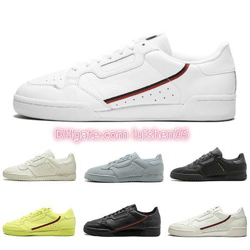 2019y PowerPhase Grey Continental 80 calçados casuais Kanye West Aero Core azul preto OG branco das mulheres dos homens instrutor Sports Sneakers 40-45