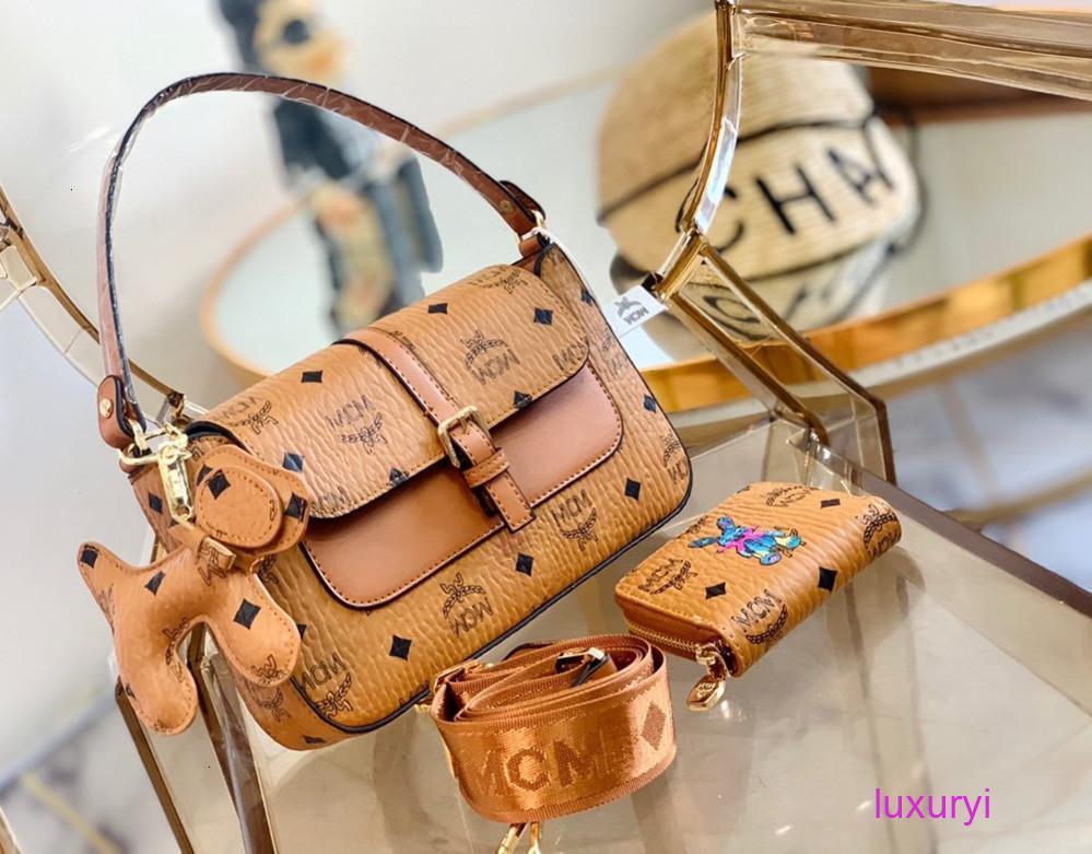 Kadınların basit yüksek kaliteli Yeni moda Eğik Omuz çantası çanta