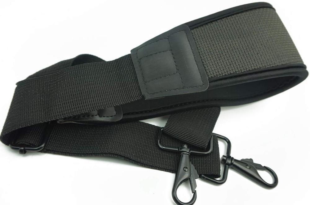Gratuit SHippingAdjustable rembourré épaule cou Sling Ceinture sangle pivotant Crochet pour bagages caméra vidéo portable DSL Sac à dos pour Reflex