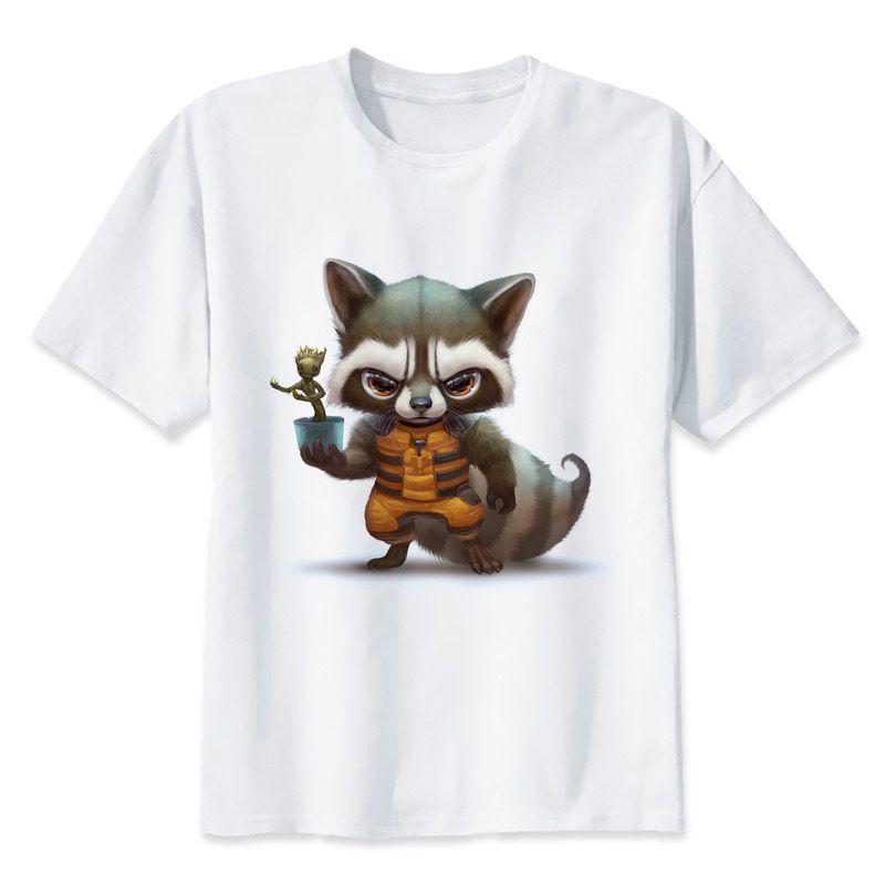 Personalizado T-shirt preto Say Olá Chegada Nova Roupa Orgulho T shirt dos homens Scarface Men Digital New manga curta T-shirt Streetwear