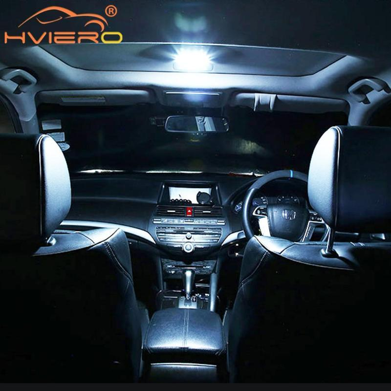 Led Car Roof Light Touch Type Interior Reading Light Star Night Car Ceiling Magnet Lamp Automobile Dome USB Charging