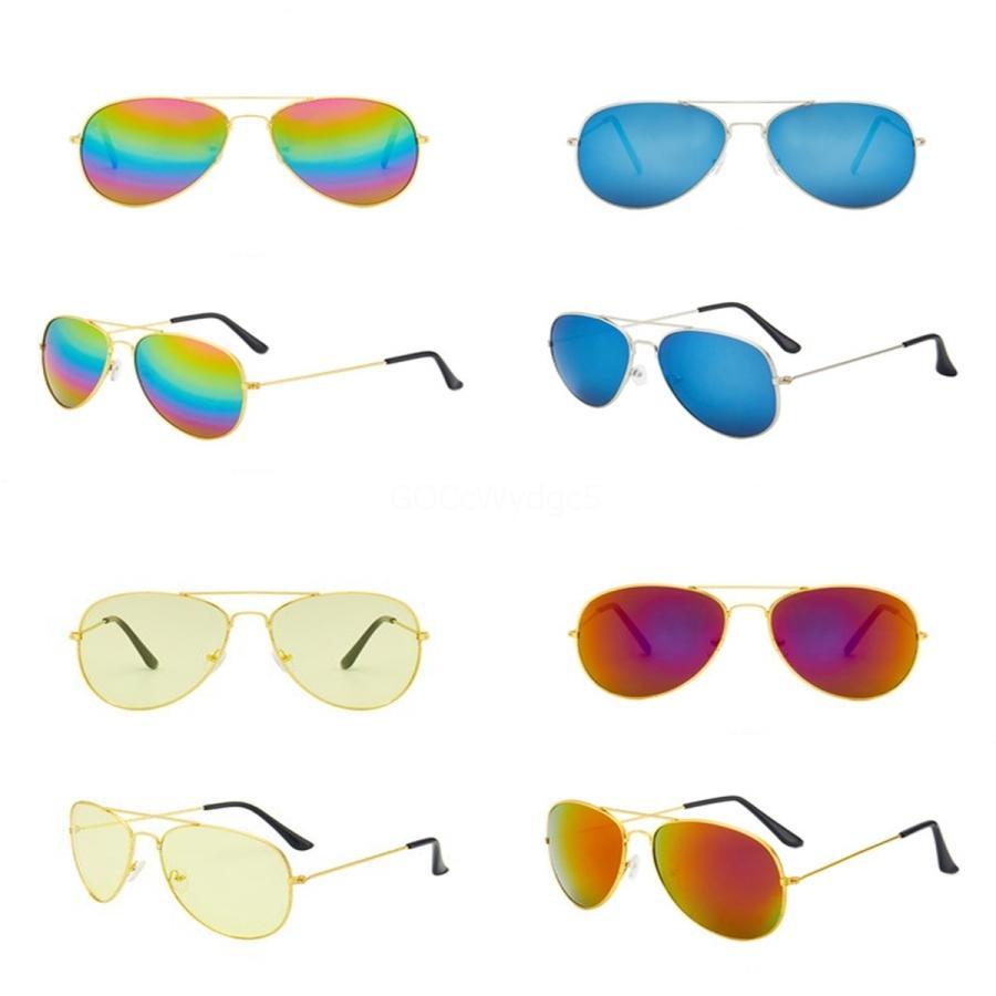 Fasion donne Nuovo oversize SQRE Occhiali da sole Uomini 2020 Rand Dener Rimless Occhiali da sole donne antivento Visor Occhiali Eyewear UV400 W87 # 457
