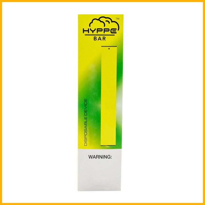 Hyppe Bar Puff Xtra plus 300 Puffs par appareil Dissable Vape Pen 1,3 ml prérempli Capacité dispositif Dissable NOUVEAU PACKAGING