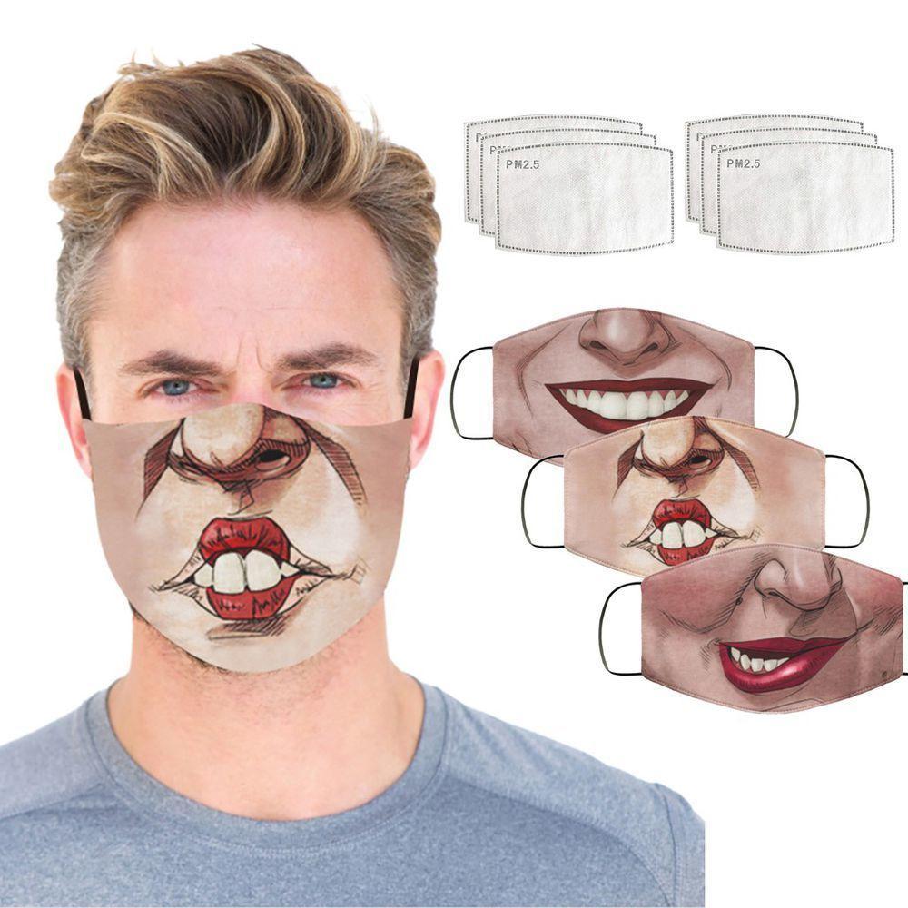 Sarah Hocus Pocus Washable & Reusable Dusts Mask- 3 Pack Adult Size
