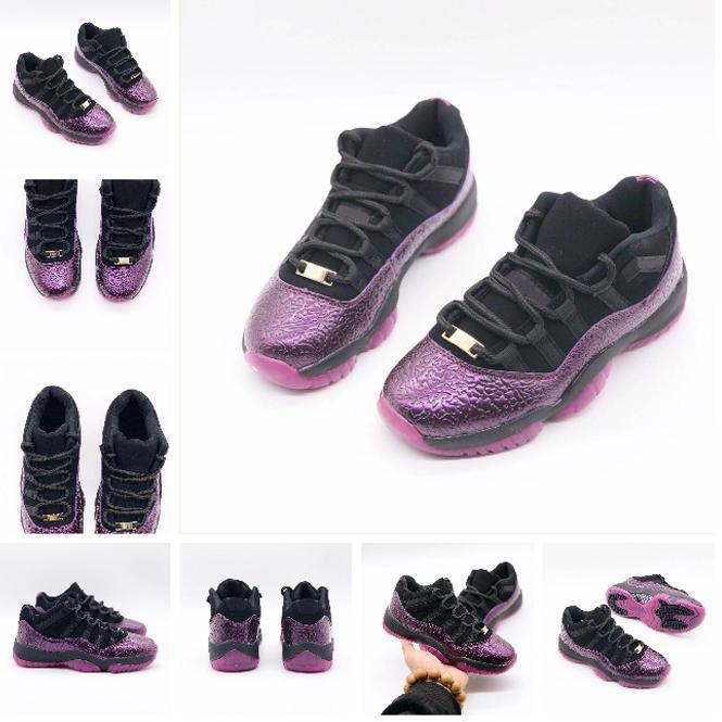 chaussures chaudes Wholesal occasionnels 11s Prom chaussures femme chaussures nuit interdiction gratuite designer expédition Pâques minuit bleu marine avec boîte