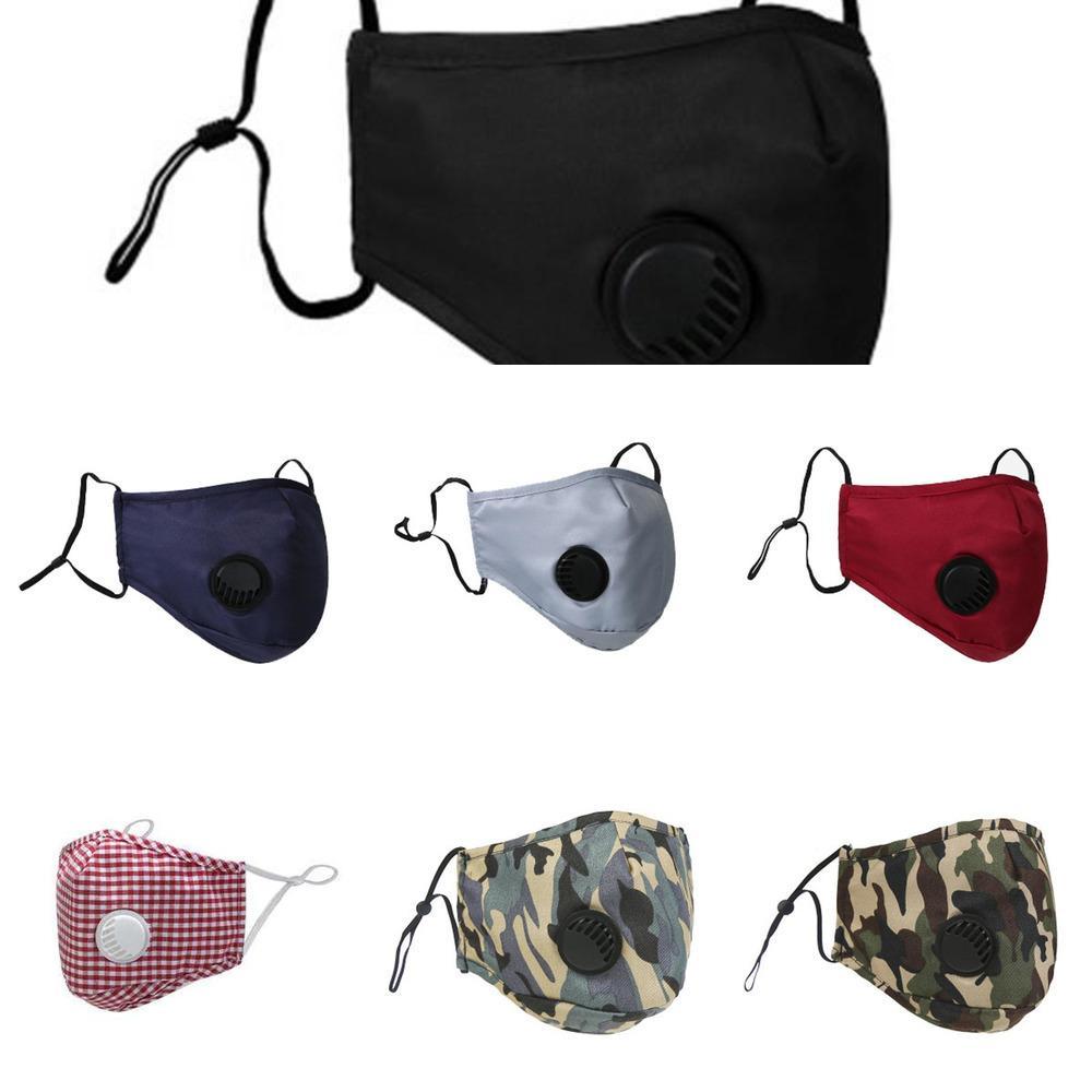 Boca er Cara diseñador de la máscara a prueba de polvo PM2,5 Anti-l reutilizable lavable hielo de la Seda Co 0EQ6