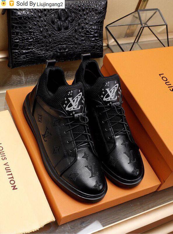 Mode Leder 015 2 beiläufige flache 202215 Walking im Freien Liujingang Buckles Schnürschuhe Loafers Treiber Turnschuhe schuhe