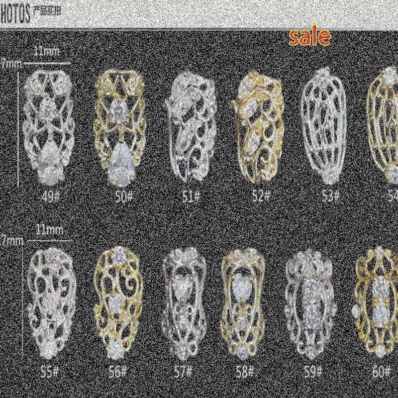 الجملة الاختياري 3D لامعة مسمار حجر الراين سبيكة معدنية الفن مسمار تلميح الزركون تصميم الديكور التألق رخيصة اللوازم أحجار الراين مسمار dHWI #