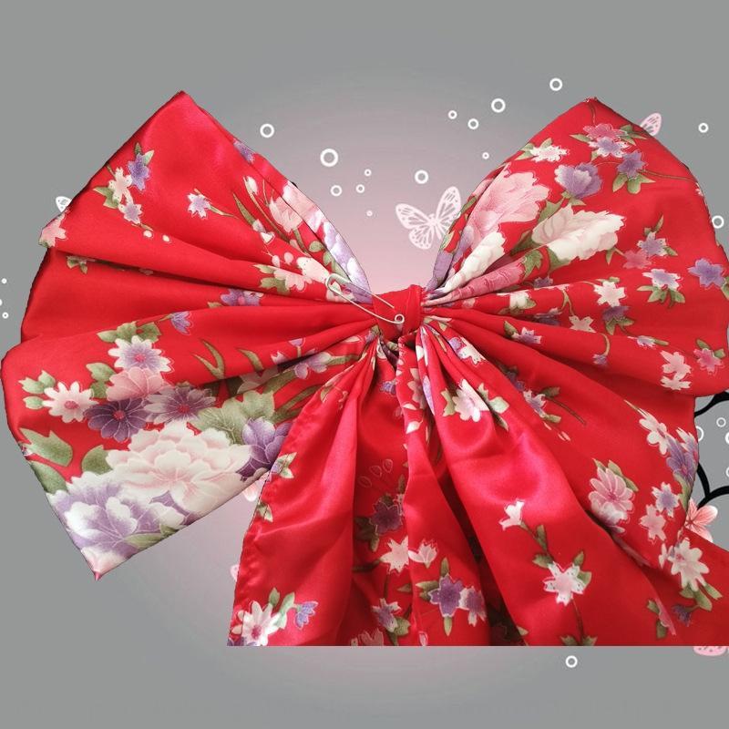 cosplayclothes eMls3 Blissful Sakura ballare migliaia di pesanti Pure Casa performance di danza Terra abbigliamento Kimono vestiti Sakura kimono cameriera