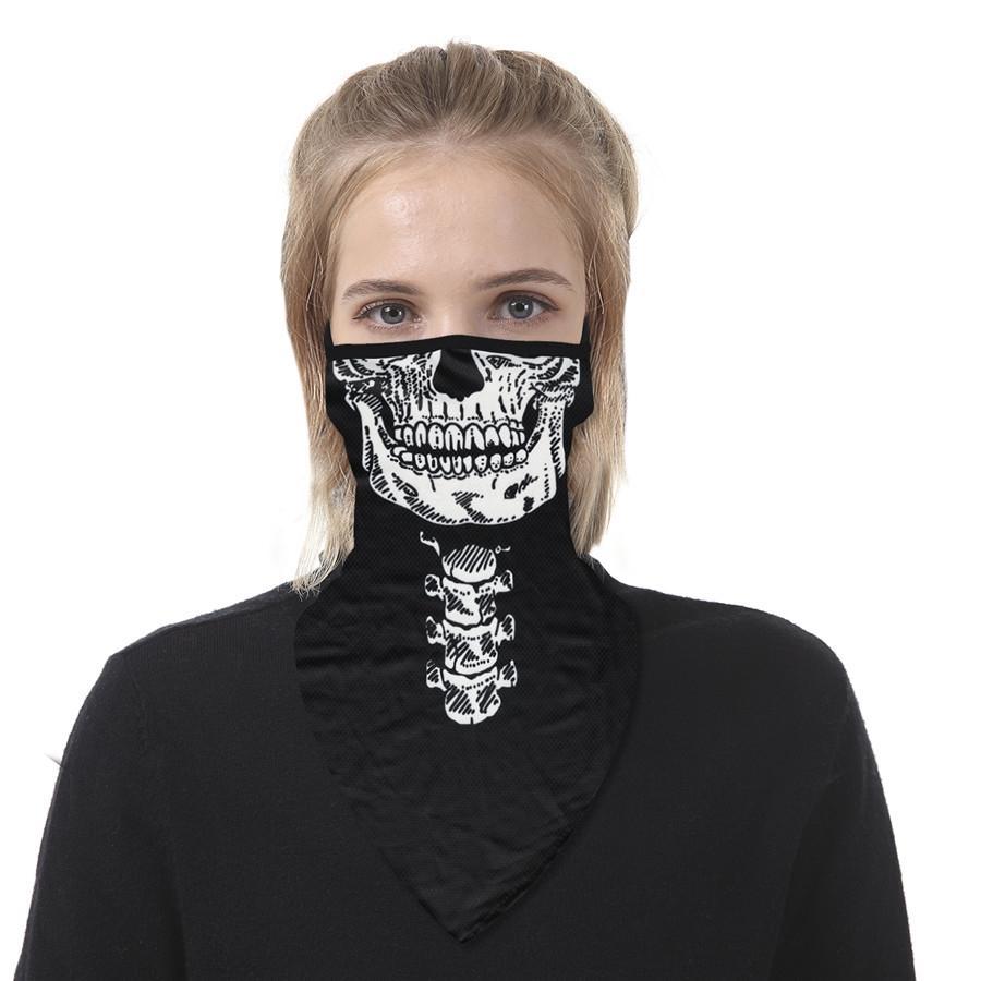 Party Mask Камуфляж Печать Нетканые Одноразовая защитная 3ply Ear Loop Face Mask Mouth 3 Layers пыле РМ2,5 Anti-Dust взрослых FACEM # 972