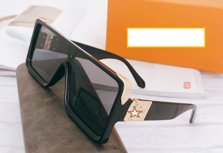 estate della spiaggia di modo di marca per gli uomini UV Protection Sunglasses sport esterno di donne dell'annata Occhiali da sole Retro 7colors Eyewear come regalo