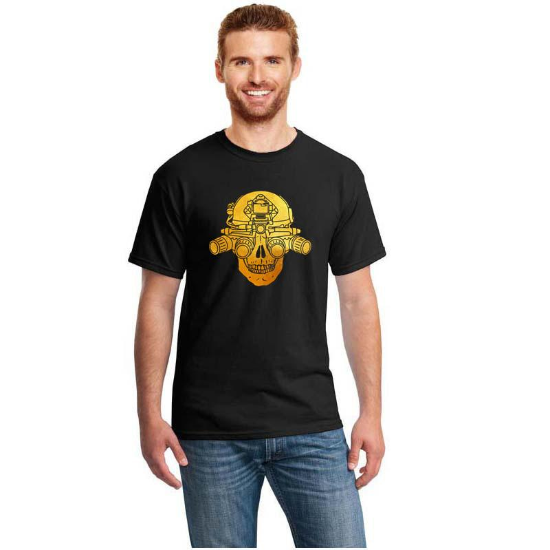 Komik Sınırlı Üretim Spectre Tişört Giyim Erkek T Shirt Artı boyutu S-3XL Yaz Tişörtler Erkekler Hip Hop