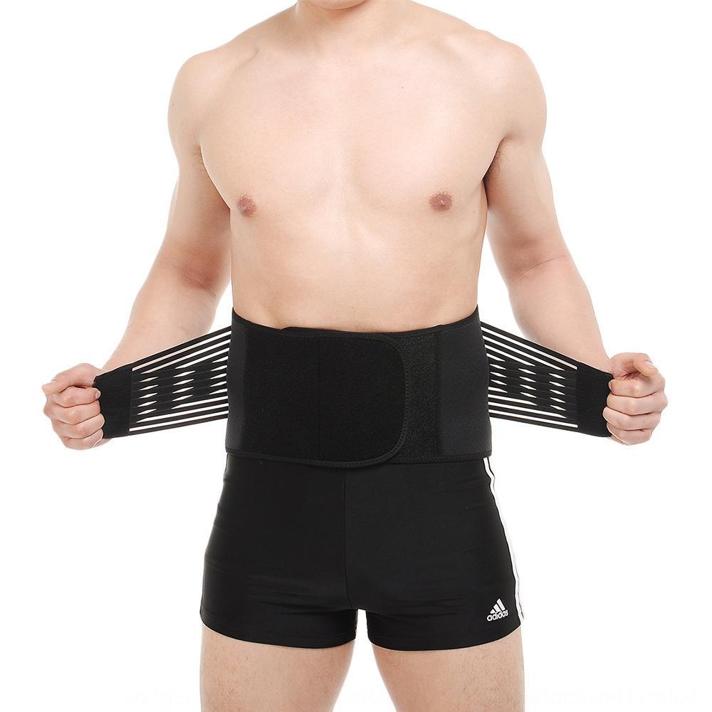 SKDK sport professionistico cintura in vita posteriore di protezione del gancio di sostegno del gancio di protezione Bar Fitness tozzo pesi cintura tirare duro