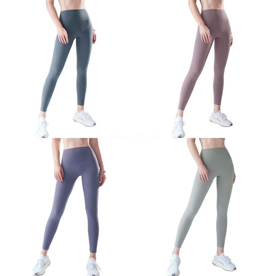 New Stretchy Ot Sell Women Fitness Leggings Running Pants Female Sexy Slim Trousers Lady Dance Pants Soft Material Yoga Legging FS5785#755