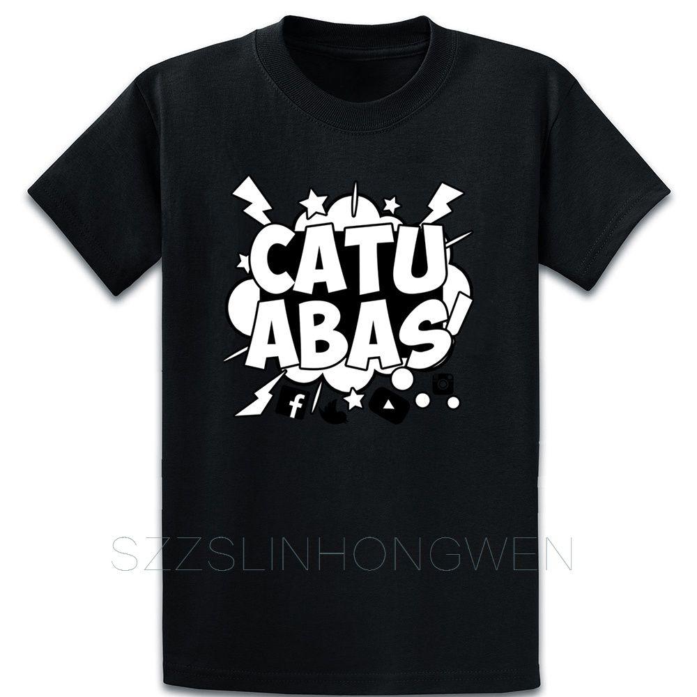 Camiseta Manga Longa Catuabas diseño de la camiseta S-XXXXXL famoso de otoño del resorte nuevo estilo formal Fotos Camiseta Camisa