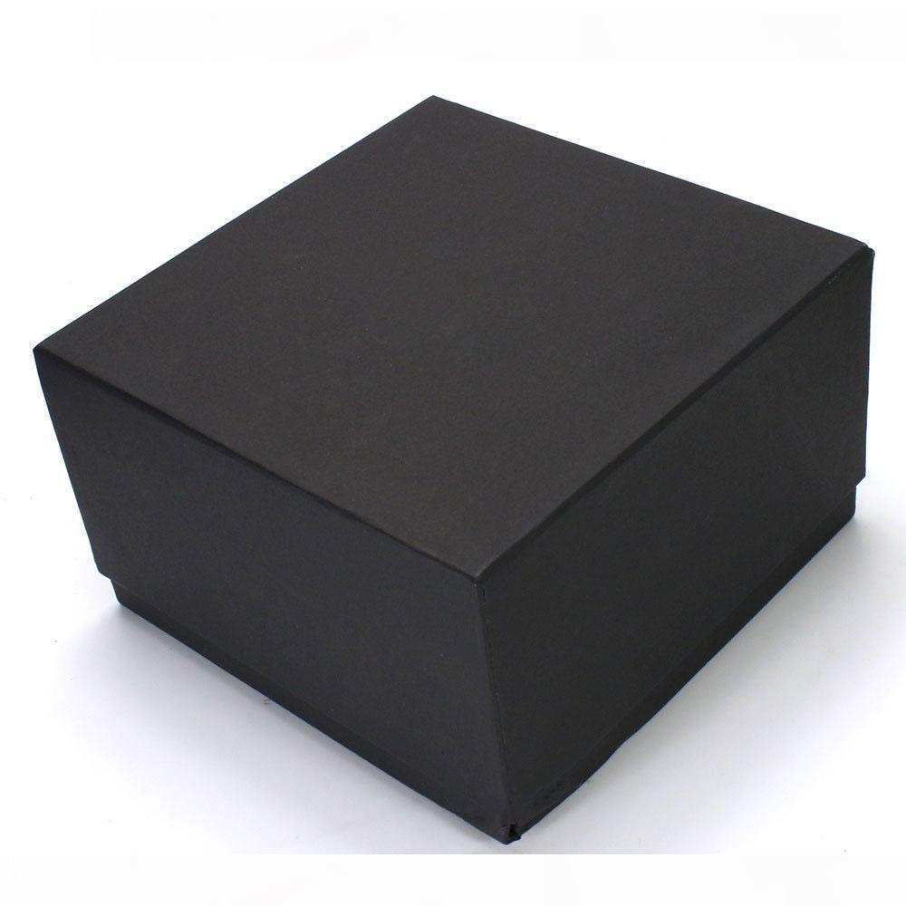 J Lüks Siyah İzle Kutusu İsviçre İzle Kutusu ile Kağıtlar Ve Çanta Saatler Kutusu İçin Hub Büyük Patlama