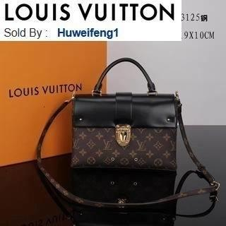 huweifeng1 opp MM flip handbag M43125 HANDBAGS SHOULDER MESSENGER BAGS TOTES ICONIC CROSS BODY BAGS TOP HANDLES CLUTCHES EVENING