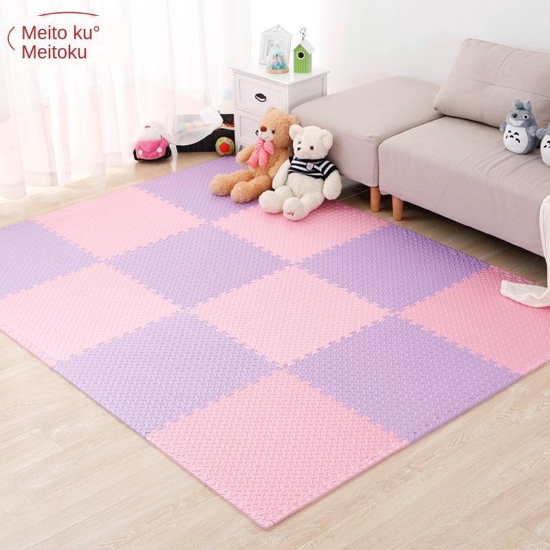 Spugna spugna pad pad splicing piano espanso stuoia grande camera da letto stanza tappetino per bambini zona