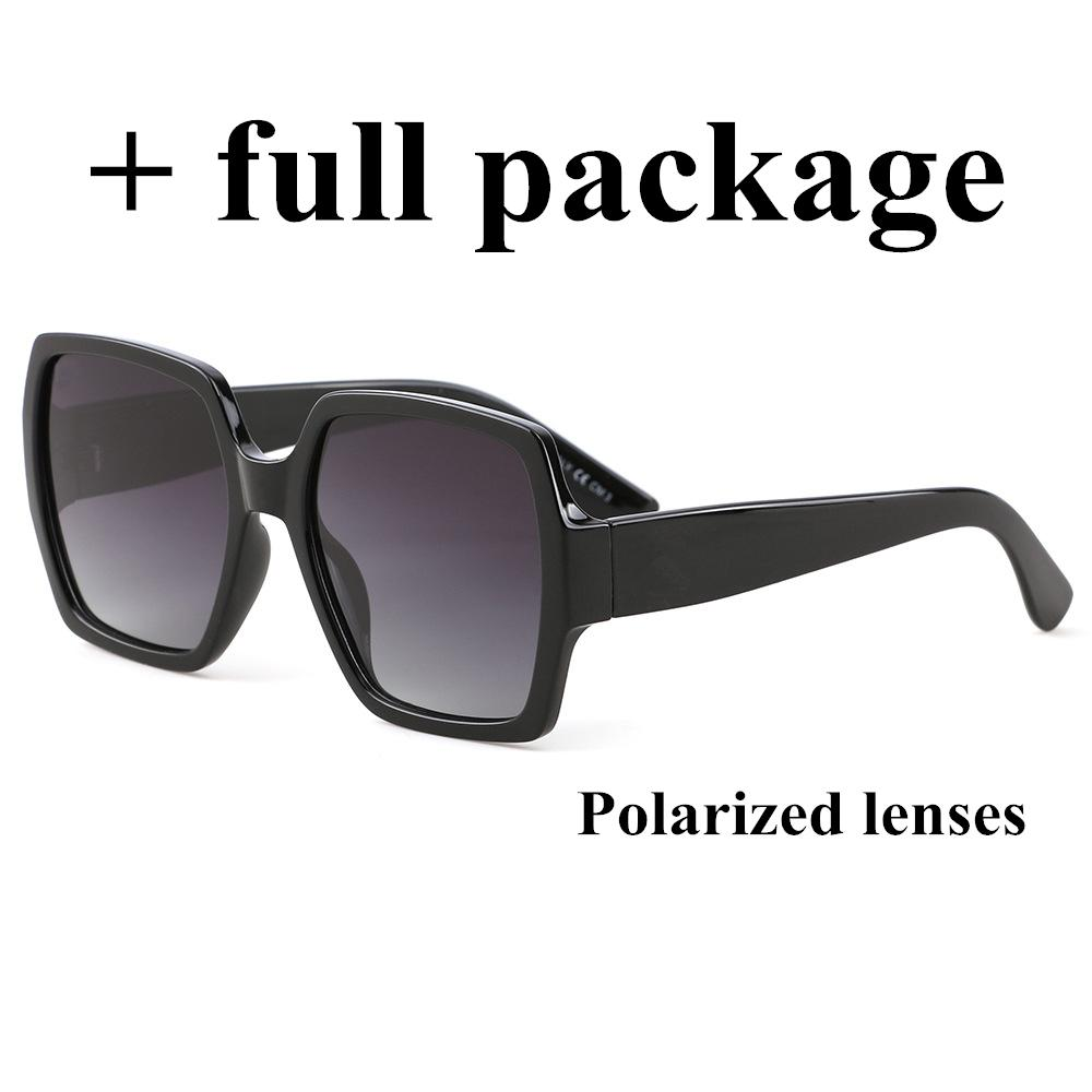 Frei 153 Frauen Polarisierte UV400 Sonnenbrillen 6 Mode Brille Rahmen Neue Eyewear Großhandel Strand TR90 Full Packung Farben Versand FPVBV
