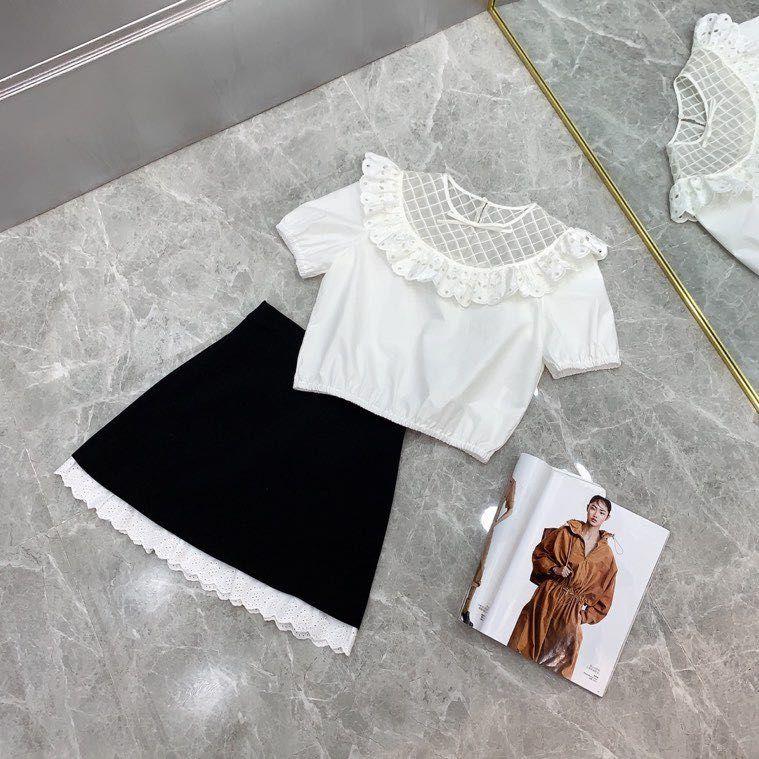 JA600165 Mode Frauen Sets 2020 Runway Luxus European Design Partei Stil Damenbekleidung