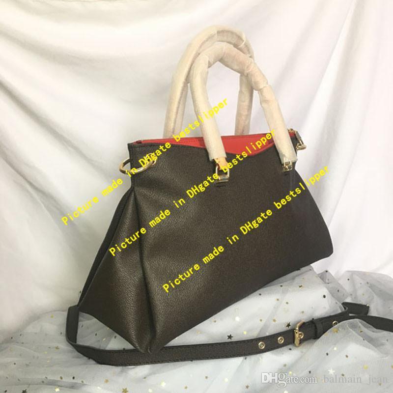 Pallas Kreuz oxidieren Dame Ledertasche Taschen Body Bag Originale Handtaschen Totes Frauen Heißer Verkauf Mode Schulter Monogramme Messenger 41175 43 lqil