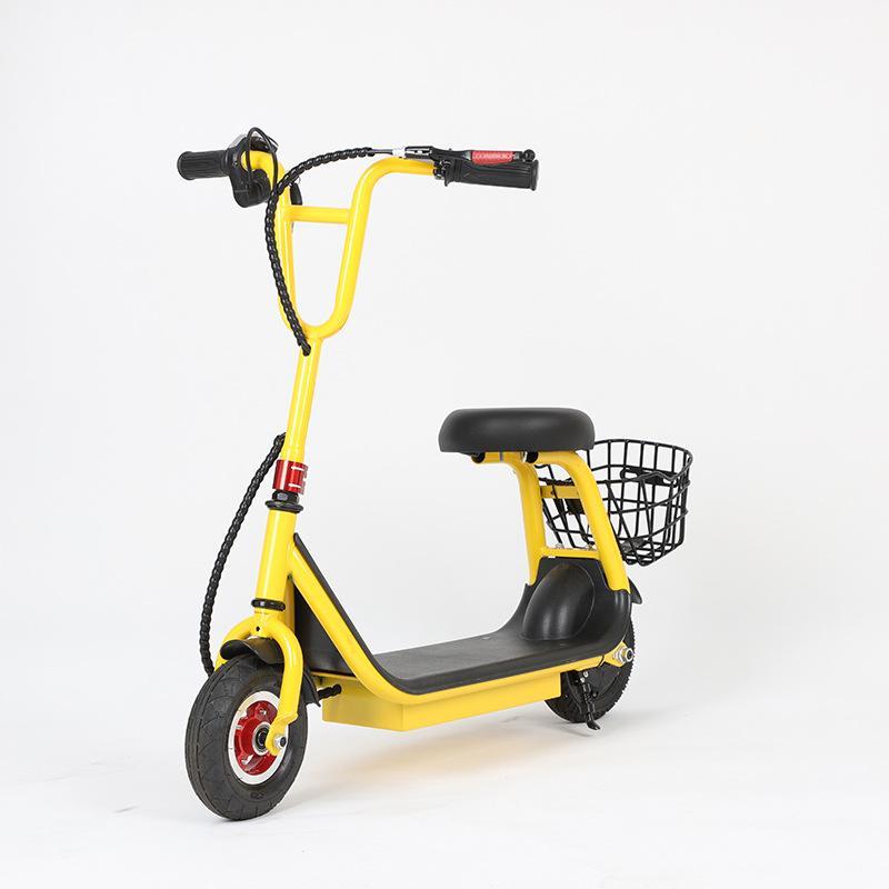 جديد جديد للطي الكهربائية سكوتر دراجة كهربائية قابلة للطي الكبار سكوتر دراجة نارية كهربائية