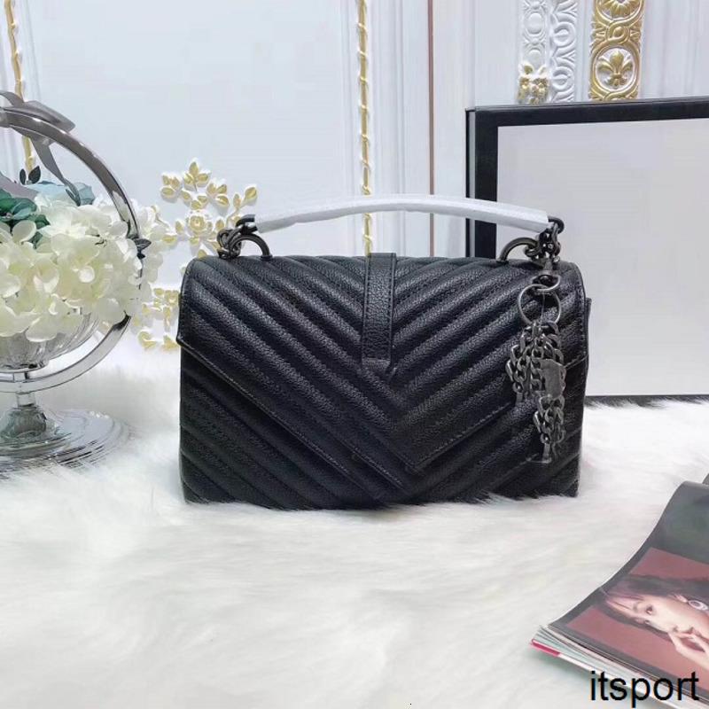 Yüksek Kaliteli Klasik Yeni varış yeni stil omuz çantaları kadın 24cm için tüm maç kadınlar sıcak satışı crossbody torba pruse handbags