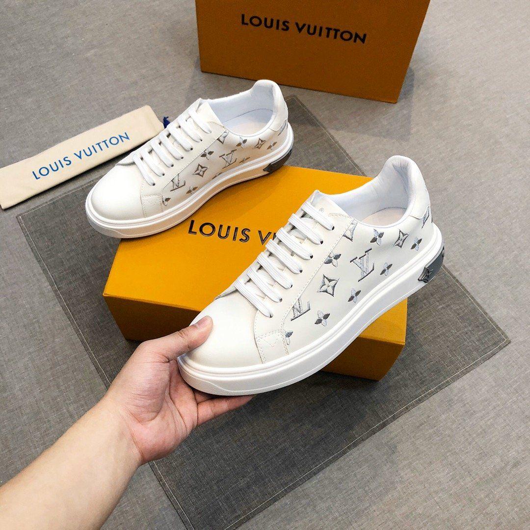 New25 Luxus-Design hochwertige Freizeitschuhe der Männer Art und Weise Allgleiches Sportschuhe im Freien bequeme Reise-Schuhe Original-Box-Verpackung
