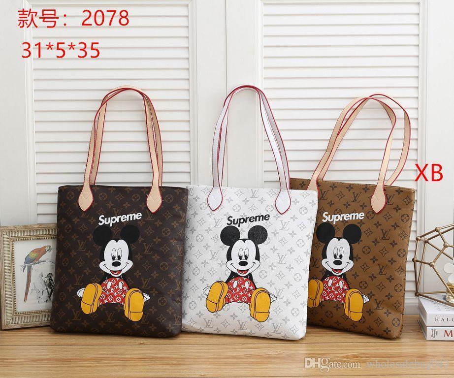 XB 2078 # NEW Arten Modetaschen Damen Handtaschen-Frauenbeutel Tragetasche Rucksack Einzel Umhängetasche