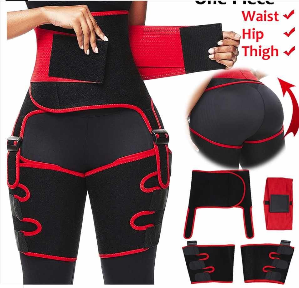 Femmes Néoprènes Taille haute Share Shape Shapeear Shapatronie Réglable Slim Belger Jammer Shapers Taille de la taille et de la cuisse
