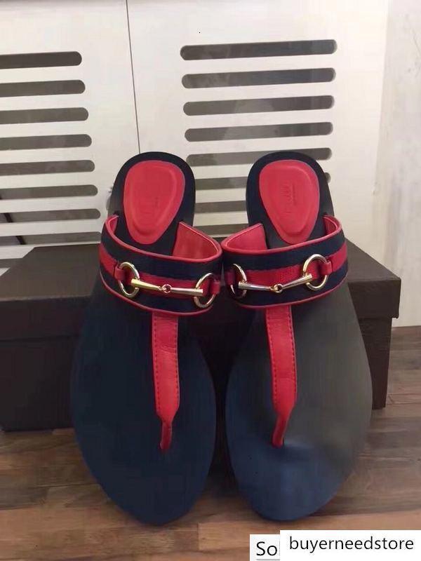 Kırmızı Flip 2099011 Erkekler Terlik Terlik Sürücüler Sandalet Sneakers Princetown Deri Terlik Gerçek deri Ayakkabı flop