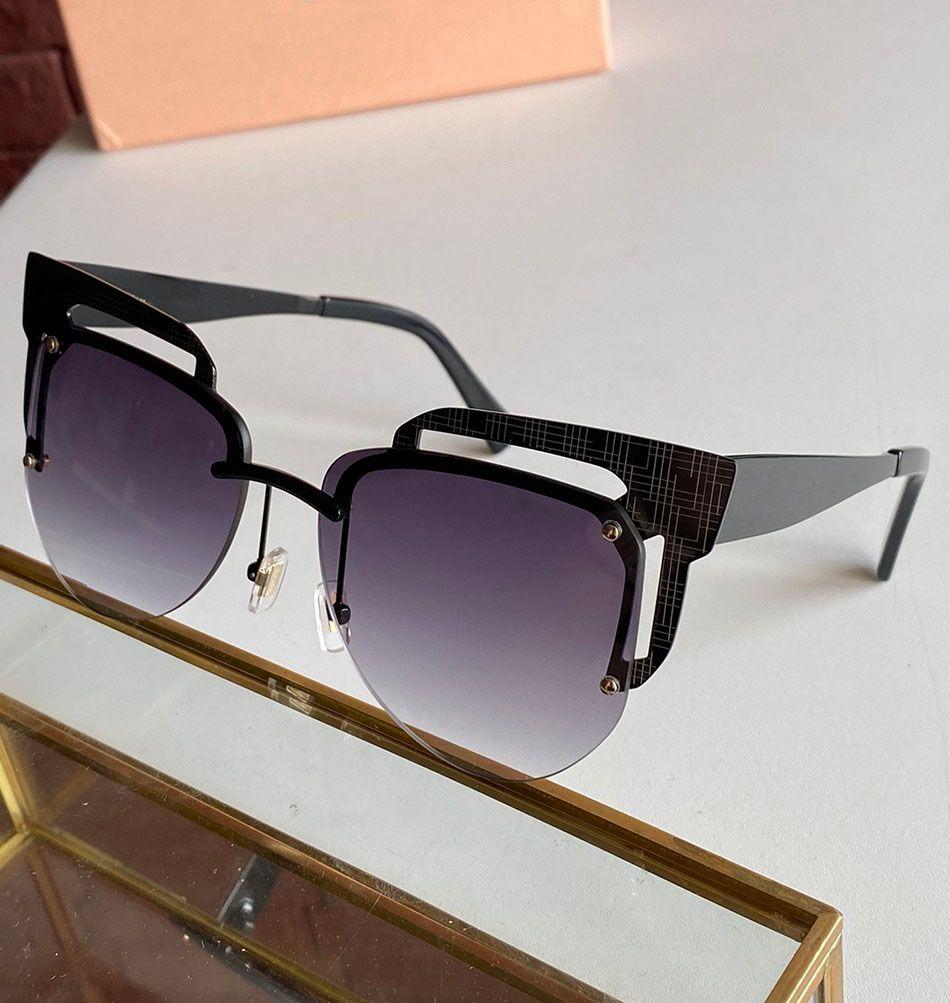 Quadro Oversize Vintage Praça Sunglasses Mulheres Big Mulheres Sun Óculos Moda Feminina Óculos