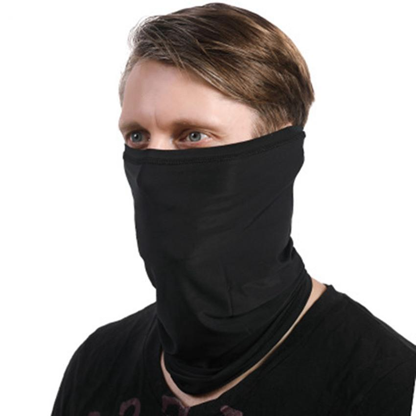 Ice Silk Headband Multifunctional Outdoor equitação máscara Proof Verão poeira mágica Scarf Universal Lenço IIA207
